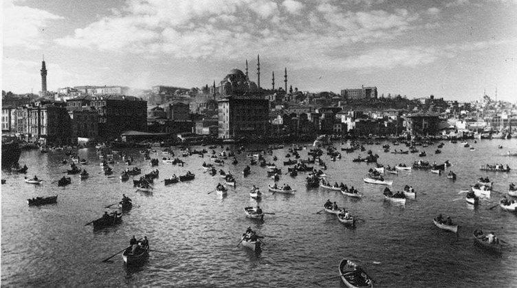 İstanbul'da balıkçıların altın yılları... Marmara'da 146 çeşit balık vardı!