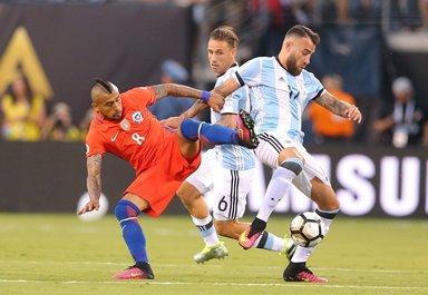 Copa America finali: Arjantin - Şili