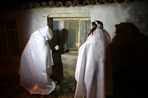 Bin yıllık gelenek 'Bocuk Gecesi' Edirne'de yeniden canlandırıldı