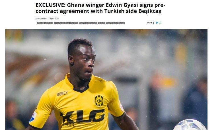 Kartal transferi bitirdi! 2 yıllık sözleşme...