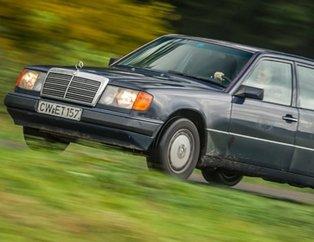 Mercedes 200 D W124 ile 1 milyon km yaptı! Mercedes'in motoru bakın ne hale geldi...
