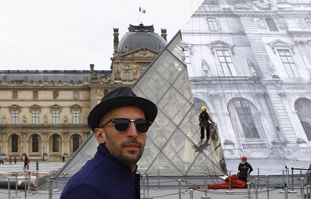 Fransız sanatçıdan inanılmaz tasarım