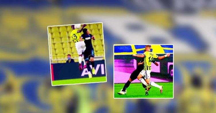 Fenerbahçe'nin gollerinde faul ve el var mı? İşte o pozisyonlar