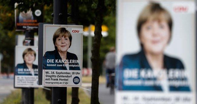 Merkel'e ağır darbe