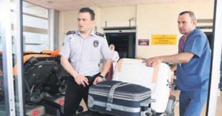 16 yaşında ölen Sezer'in organları 4 kişiye can oldu