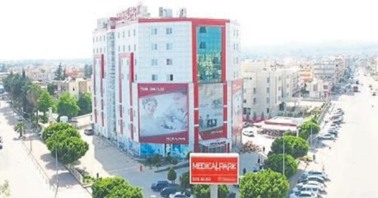 Medical Park Tarsus'ta 30 branşta hizmet