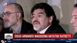 Son Dakika! Maradona'nın ölüm sebebi açıklandı! İşte Efsane futbolcu Maradona'nın hayat öyküsü...   Video