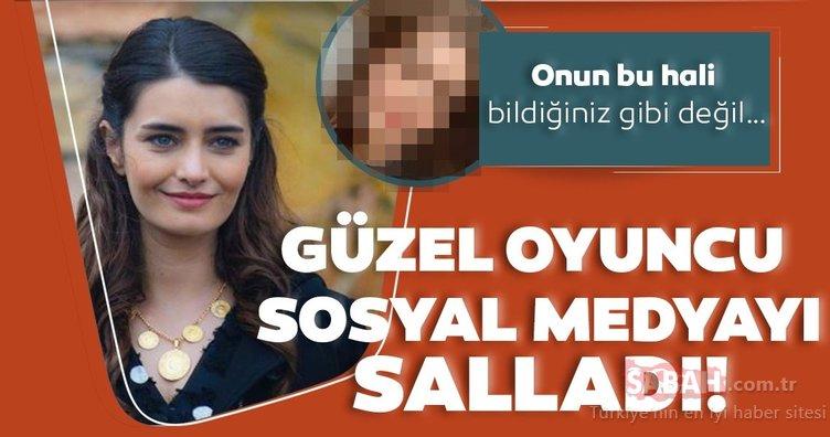Sefirin Kızı'nın Menekşe'si Tülin Yazkan sosyal medyada gündem oldu! Bu kez bildiğiniz gibi değil…