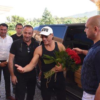 Jean Claude Van Damme: Türkiye'de bir sihir olduğuna inanıyorum