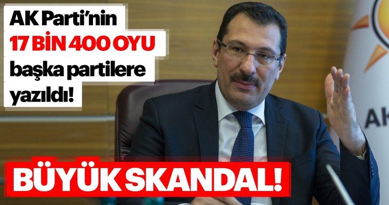 Son dakika: AK Parti'den açıklama