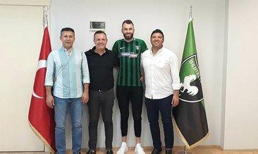İşte Mustafa Yumlu'nun yeni takımı