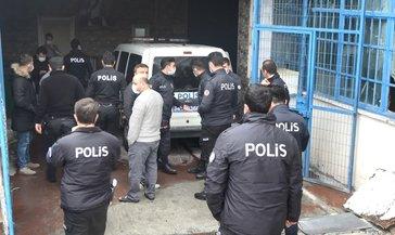 Polis ekipleri kaza yapmasına rağmenkaçan hırsızlık şüphelisini yakaladı