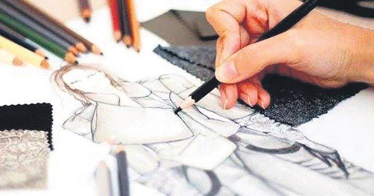 Tekstilin rotası tasarıma kaydı
