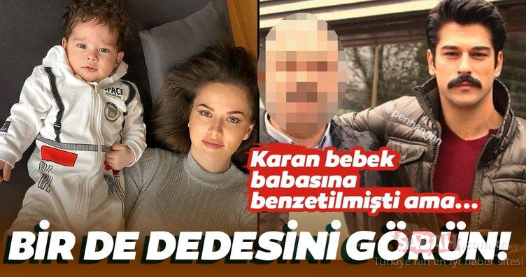 Burak Özçivit'in oğlu Karan babasına benzetilmişti ama siz bir de dedesini görün! İşte Kuruluş Osman'ın yıldızı Burak Özçivit'in babası Bülent Özçivit...