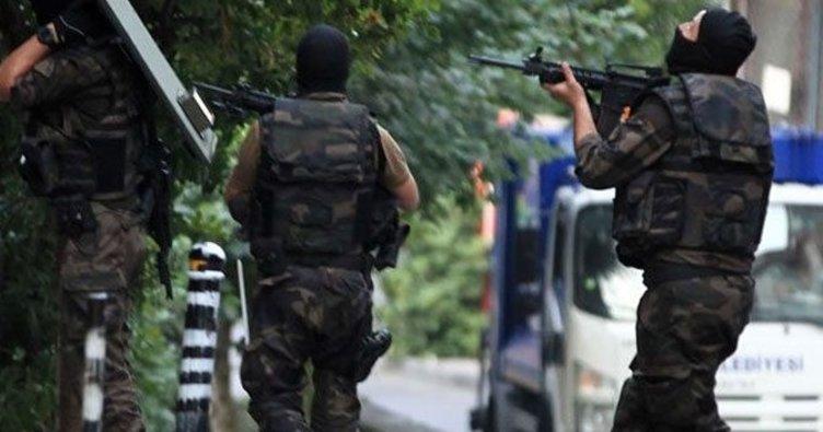 İzmir merkezli terör örgütü PKK/KCK operasyonu