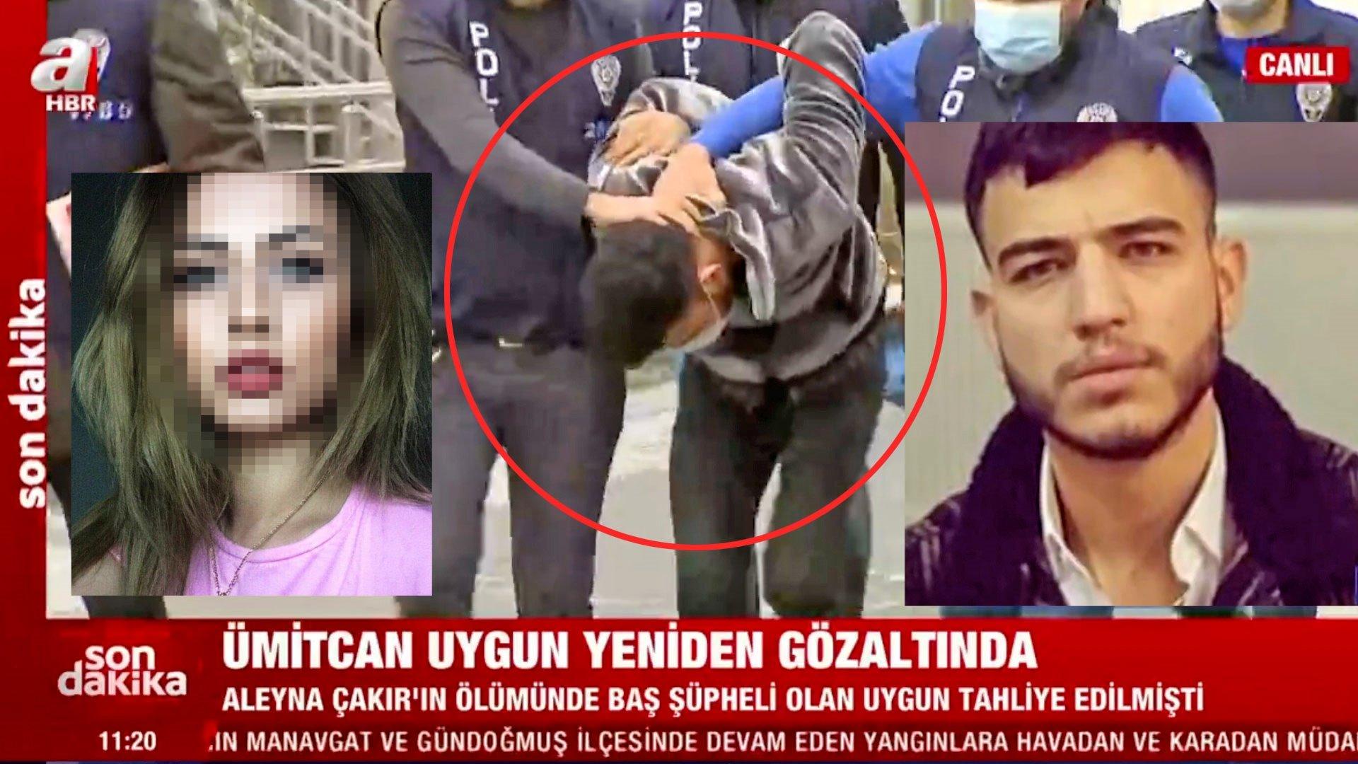Ümitcan Uygun'un aynı evde kaldığı Esra Hankulu'nun ölüm sebebi ne? Ümitcan  Uygun olayında son dakika yeni ölüm videosunu izle | Son Dakika Haberleri