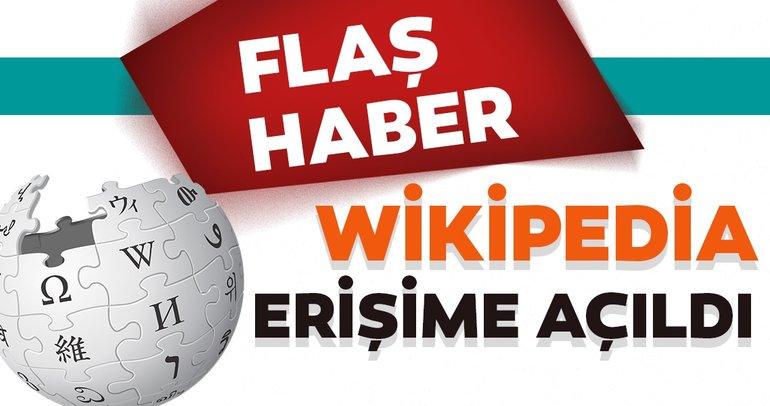 Son dakika! Wikipedia kararı BTK'ya gönderildi! Wikipedia erişime açıldı