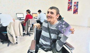 'Mucize Bekir' engellilere ilham veriyor #corum