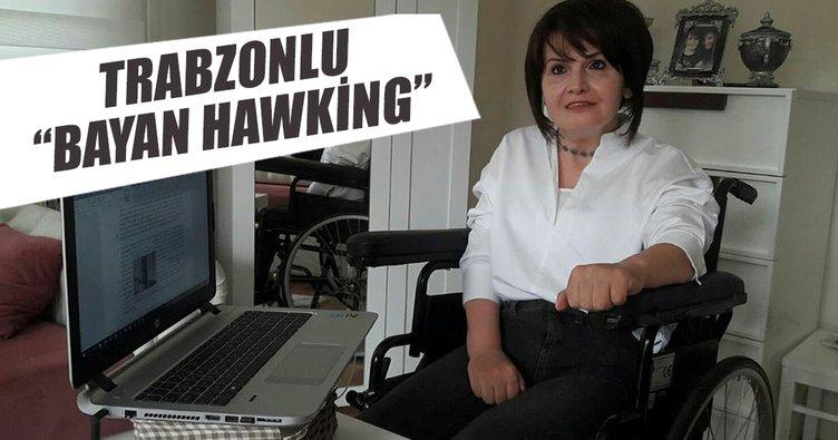 Trabzonlu 'Bayan Hawking'