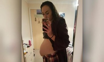 Hamile olduğunu düşünmüştü, öğrenince şaşkına döndü!