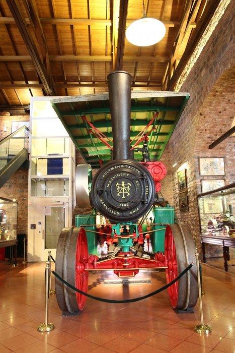 Koç Müzesi'nden muhteşem görüntüler