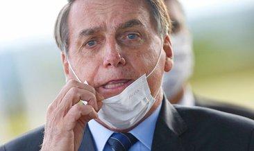 Brezilya lideri Bolsonaro'nun 'Koronavirüs' sözleri kriz çıkardı! 'Ne kadar sızlanacaksınız?'
