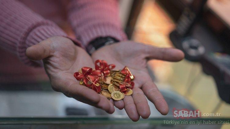 SON DAKİKA - Bugün altın fiyatları ne kadar oldu? 17 Mayıs cumhuriyet, tam, yarım, gram ve çeyrek altın fiyatları son durum ile canlı rakamlar!
