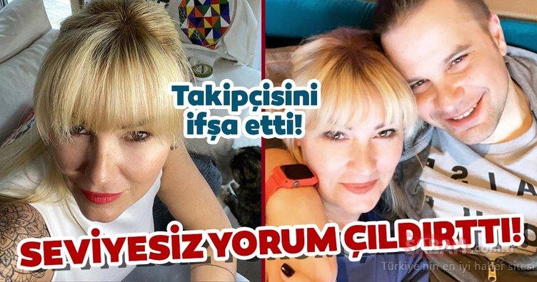 Pınar Altuğ takipçisini ifşa etti! Çileden çıkan Pınar Altuğ: Ne desem bilemedim...