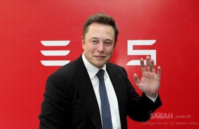 Elon Musk Starship'in görüntüsünü paylaştı!