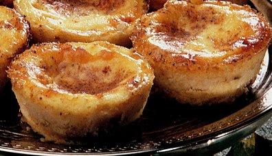 Custard Pie (Kremalı pay) (İngiliz Mutfağından)