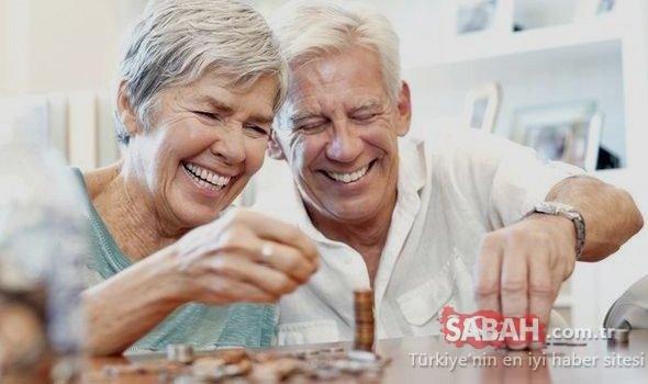 Emekli için 3 aylık fark! 2020 Ocak zammı ile güncel emekli maaşları ne kadar olacak?