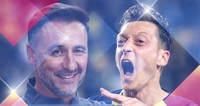 """Son dakika: Fenerbahçe'de Mesut Özil efsanesi geri mi dönüyor? """"Sorun onda değil, Vitor Pereira..."""""""