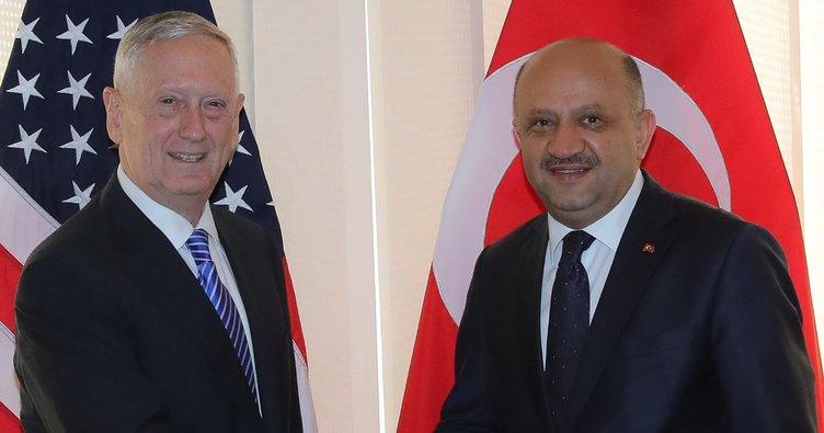 Türkiye ve ABD'den kritik görüşme!