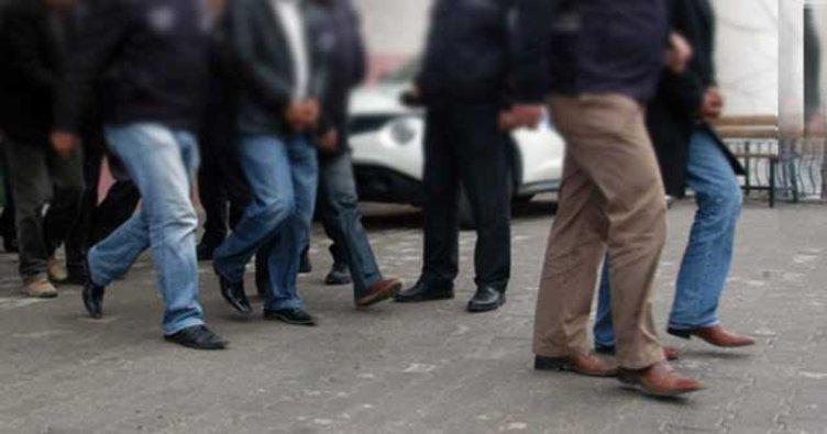 Diyarbakır'da iş adamlarına yönelik terör operasyonu: 13 gözaltı