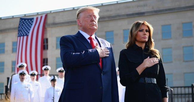 Donald Trump ve eşi, Beyaz Saray'dan ayrılmadan önce Kovid-19 aşısı olmuş
