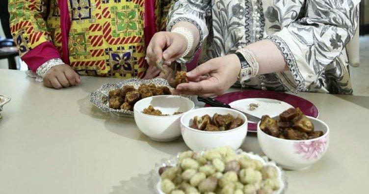 Kuveyt Sefiresi'nden 'Sukkeri' tarifi