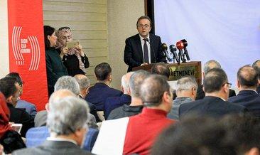 Basın İlan Kurumunun Samsun'daki Çalıştayı başladı