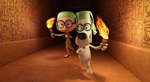 Bay Peabody ve Meraklı Sherman: Zamanda Yolculuk filminden kareler
