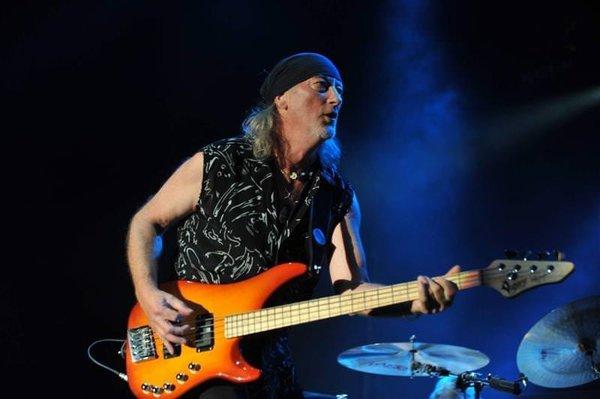 Boğaz'da Deep Purple fırtınası esti