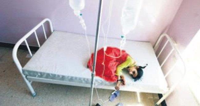 Yemen'de kolera salgını 9 can aldı