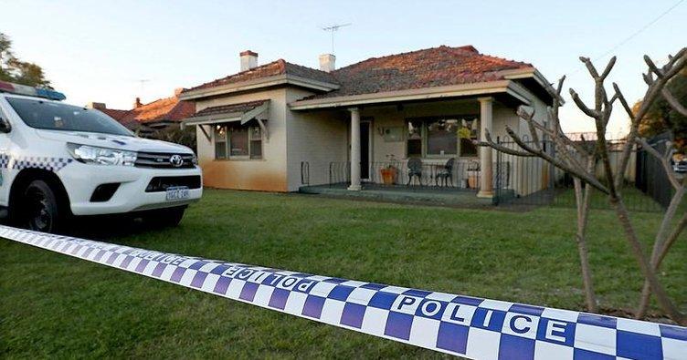 Avustralya'da aile katliamı