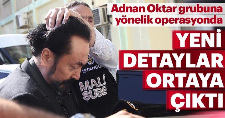 Adnan Oktar grubuna yönelik operasyonda yeni detaylar ortaya çıktı