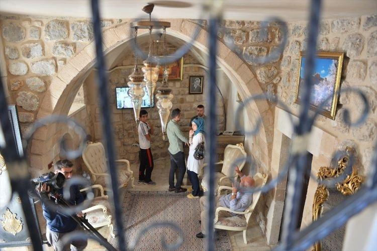 Kurban Bayramı'nda Mardin'e akın var