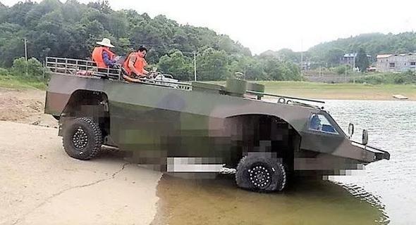 Çinliler 5 ton ağırlığında dünyanın en hızlısını yapıyor!