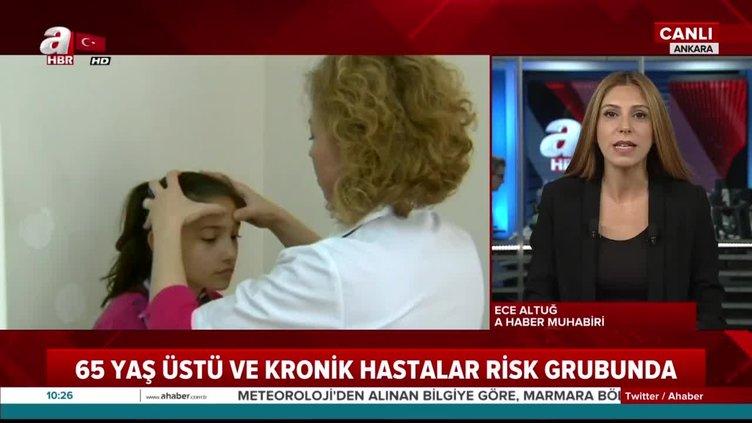 Sağlık Bakanı Koca'dan grip aşısı açıklaması