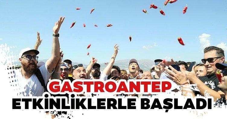 Gaziantep'te dünyanın en büyük organik atık sergisi açıldı