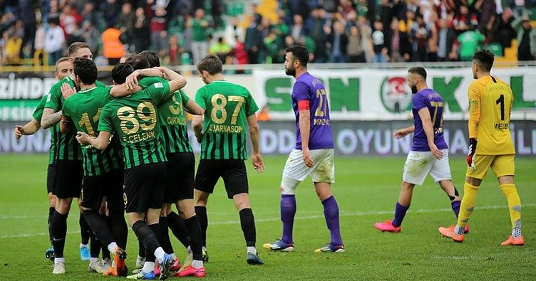 Akhisarspor 3-2 Osmanlıspor | MAÇ SONUCU