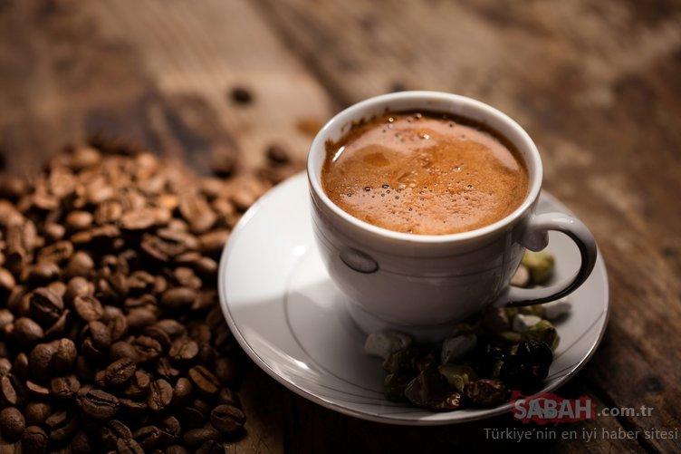 Türk kahvesine hindistan cevizi yağı eklerseniz...Sonuç şaşırtıcı!