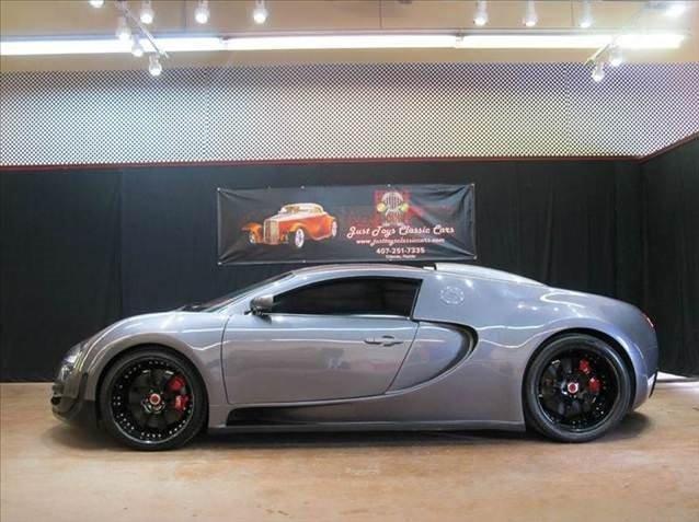 243 Bin TL'ye Bugatti Veyron