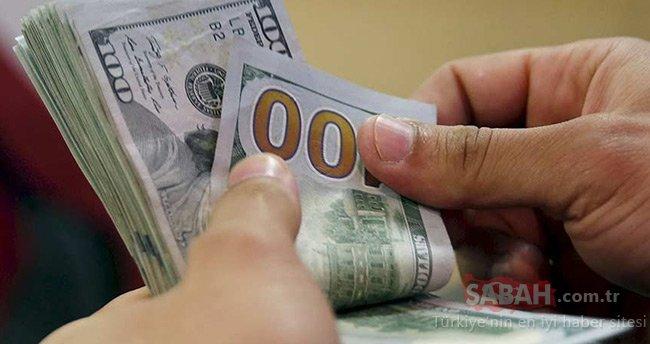 Son dakika: Dolar düşüşe geçti! Borsa yükselişte... Piyasalarda son durum